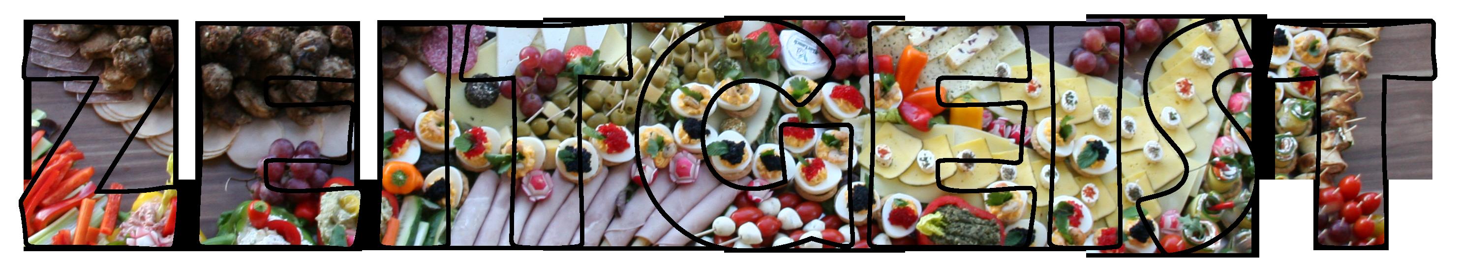 Catering Zeitgeist Dresden Sächsiches Buffet